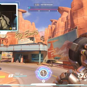 Twitch Overwatch Overlay Free