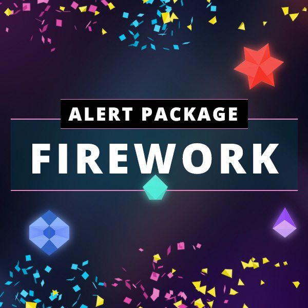 Firework Alert Package