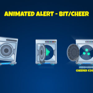 Electrolyte Twitch Alerts - Cheer