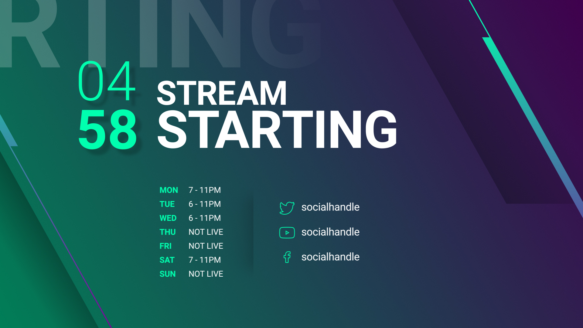 Clearview - Stream Package