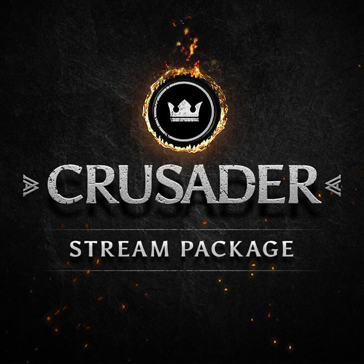 Crusader - Stream Package