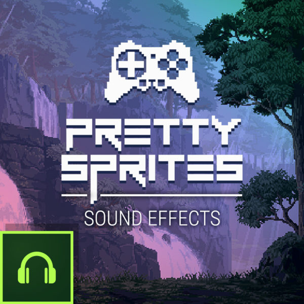 Pretty Sprites - Sound Effects