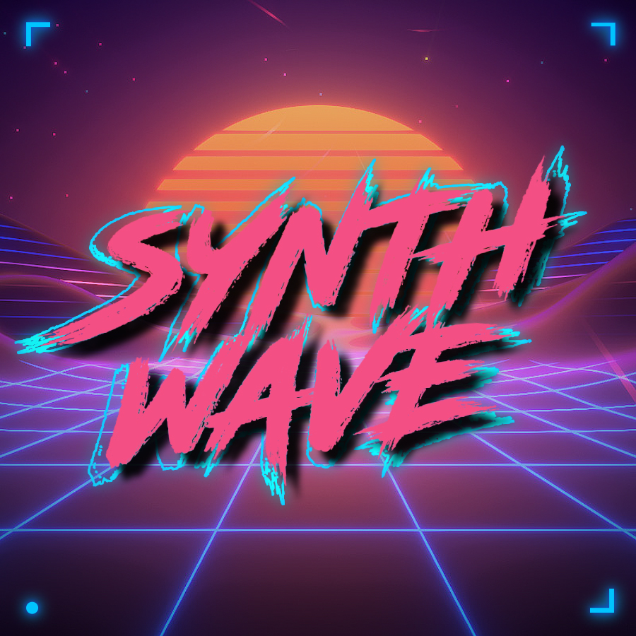 Synthwave - Retro Overlay Theme